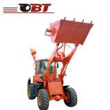 Towable 굴착기 로더 판매를 위한 최소한도 정원 트랙터 굴착기