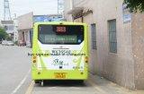 Scheda dell'itinerario della destinazione del LED per la parte anteriore del bus