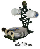 Roheisen-Produkt-Küche Artcrafts - Becherhalter (LT-H4487)