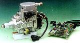 Pompe à commande électronique