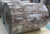 precio de fábrica Trapezoidal revestido de color teja de acero/placa/Hoja de Kenya