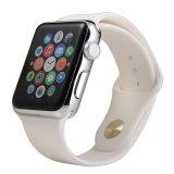 Cinturino di vigilanza di gomma disponibile del silicone di stampa dell'OEM per Apple