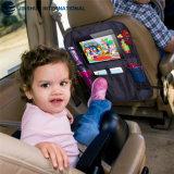 L'automobile calda del sedile posteriore di vendita di alta qualità protegge l'organizzatore dell'automobile del cassetto del sedile posteriore della stuoia di scossa della stuoia