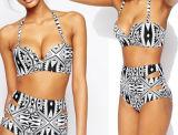 Vestito di nuoto sexy di nuovo stile su ordinazione, Bikini Suit della signora