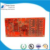 16 Schicht Gold überzogene 94vo RoHS Schaltkarte-Leiterplatte für Schaltkarte-Hersteller