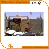 Tipo máquina do pórtico GBLM-2500 de estaca da pedra/granito/mármore