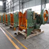 J23 máquina da imprensa de potência da máquina de perfuração do furo do metal de folha de 60 toneladas