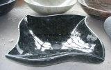 Bacino di pietra di marmo del granito del basamento/per la mobilia della stanza da bagno