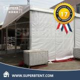 Tente de mariage d'usager utilisée par tente révisée par air