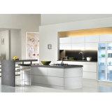 Moderne Art-hölzerne Hauptmöbel-hohe Glanz-Lack-Küche-Schränke