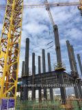Handelsmassen-Beben-Widerstand, der hoher Anstieg-Stahlkonstruktion aufbaut