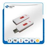Mini 13,56 MHz Lector de tarjetas inteligentes sin contacto (ACR122T)