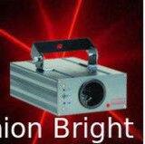 100MW escolhem a mostra vermelha do laser de /Disco da mostra do laser