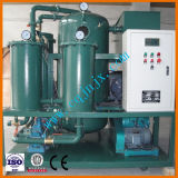 Máquina sucia y usada industrial del filtro de petróleo hidráulico
