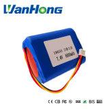 bateria do diodo emissor de luz de 7.4V 6600mAh 18650