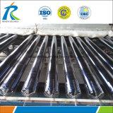 Tube de verre de tailles importantes avec Od125-150mm
