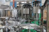 Installation de mise en bouteille remplissante potable automatique d'usine de l'eau minérale/eau