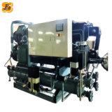 Double compresseur à vis refroidi par eau industrielle chiller