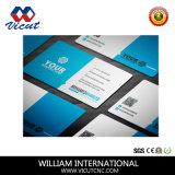 Coupeur intelligent électrique de carte nommée de coupeur de carte de visite professionnelle de visite