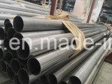 Norme en acier de JIS et pipe soudée flexible d'acier inoxydable de pente de JIS