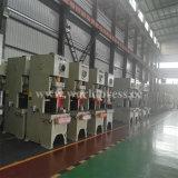 Jh21 125t escolhem a máquina de perfuração pneumática da imprensa de potência do frame aluído de C