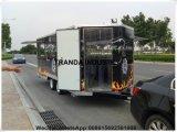 Bestelwagen China van de Keuken van de Bestelwagens van de Verkoop van het Voedsel van het Rundvlees van Australië de Standaard