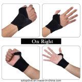 4개의 방향 디자인 손목을%s 편리한 압축 내오프렌 버팀대에 있는 뻗기