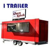 Sale를 위한 최상 Promotional Mobile Food Trailer Food Cart