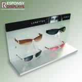 Crémaillère d'étalage acrylique personnalisée de lunettes de soleil de beau support de lunettes