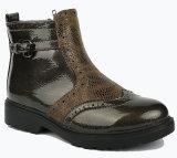 La Chine de gros de chaussures pour enfants nouveau motif d'hiver de bottes de filles pour les enfants