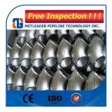 Accessorio per tubi del acciaio al carbonio (protezione del riduttore del T del gomito)
