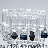 De lage Fles van de Injectie van het Glas Borosilicate Tubulaire (2ml-50ml)