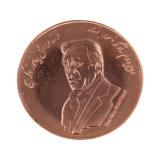 品質亜鉛合金のコイン・ゴールドの硬貨の記念品の硬貨