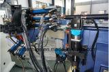 Dobladora de los programas pilotos 3D de Dw50cncx5a-3s del tubo servo automático del CNC