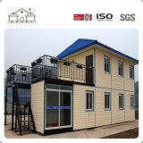 호화스러운 현대 조립식 콘테이너 모듈 집