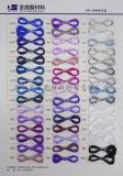 FDY полиэфирных нитей 300d/96f Dope Вся обшивочная ткань для деформации и Weft