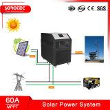 Reines Sonnenenergie-Inverter-System der Sinus-Wellen-230VAC 50/60Hz mit LCD-Bildschirmanzeige