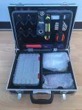 Случай инструмента тавра установленный алюминиевый (KeLi-1107)