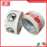 Qualidade elevada BOPP fita adesiva de embalagem/BOPP adesivo impresso da fita de embalagem