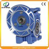 Motor de la caja de engranajes de la velocidad del gusano de Gphq Nmrv63 1.5kw