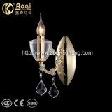 2017 i più nuovi indicatori luminosi del lampadario a bracci di Cyrstal dell'oro del metallo di disegno