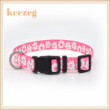 Keezegの転送の印刷猫のドッグカラー、別に一致する鎖(KC0097)
