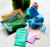 Flushable Hundeabfall-Beutel, biodegradierbarer Beutel