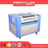 Máquina acrílica/plástica de Pedk-6040 do CO2 50W do laser do gravador do cortador