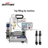 Ocitytimes 도매 유리 C18는 카트리지 코일 Cbd 기름 기화기 이중으로 한다