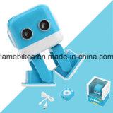 Супер милый миниый диктор Bluetooth с роботом танцы