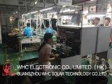 Whc 최신 판매 12V 10A 휴대용 외부 태양 전지 충전기