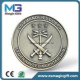 中国の金属のクラフトの工場昇進の記念品の硬貨
