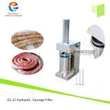 GS-12 Venta caliente de salchichas de acero inoxidable que hace la máquina para el uso de cocina