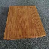 中国Supllierのローラーのコートの木の穀物のアルミニウム線形天井